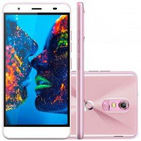Smartphone Quantum Muv Rosa