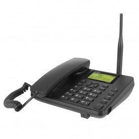 Telefone Celular de Mesa Intelbras Dual CF 5002