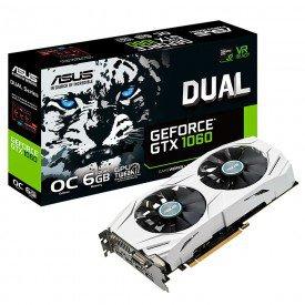 Placa de Vídeo Asus GeForce GTX 1060 OC 6GB