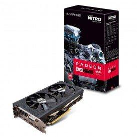 Placa de Vídeo Sapphire RX 470 8GB Nitro+