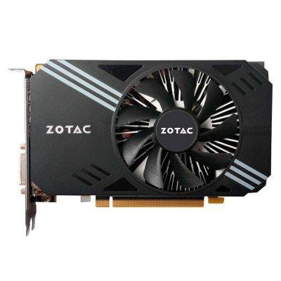 Frente Zotac GeForce GTX 1060 Mini 3GB