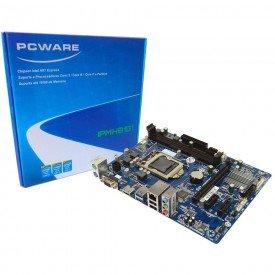 Placa mae PCware H81 LGA 1150
