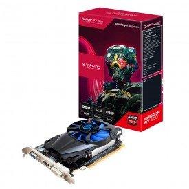 Placa de Vídeo Sapphire Radeon R7 350 2GB