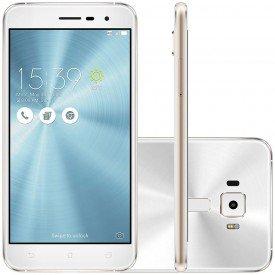 Smartphone Asus ZenFone 3 ZE520KL Branco