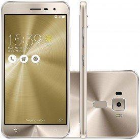 Smartphone Asus ZenFone 3 ZE520KL Dourado