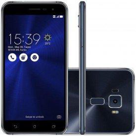 Smartphone Asus ZenFone 3 ZE520KL Preto