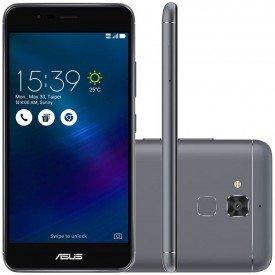 Smartphone Asus ZenFone 3 Max ZC520TL Cinza