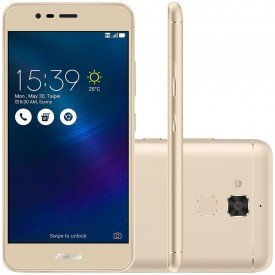 Smartphone Asus ZenFone 3 Max ZC520TL Dourado