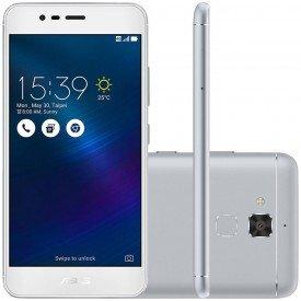 Smartphone Asus ZenFone 3 Max ZC520TL Prata