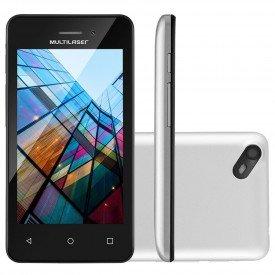 Smartphone Multilaser MS40S Branco