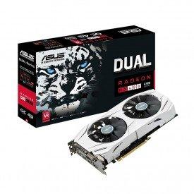 Placa de Vídeo ASUS Radeon RX 480 OC 4GB