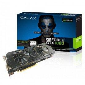 Placa de Vídeo Galax GeForce GTX 1080 EX OC 8GB