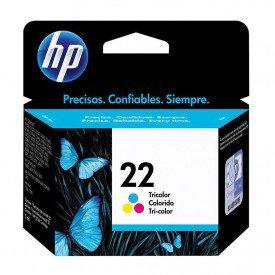 Cartucho HP 22 Tricolor C9352AB
