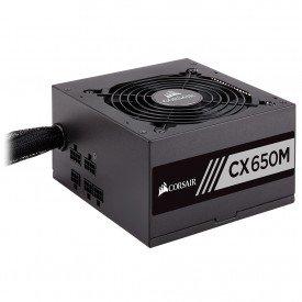 Fonte Corsair CX650M 80 Plus