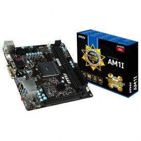 Placa Mãe Msi AM1i Mini itx