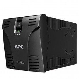 Estabilizador APC Microsol 1500va Sol Frente