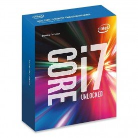 Processador Intel Core i7 6800k Caixa