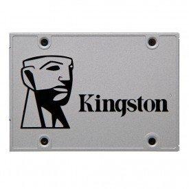 SSD Kingston UV400 6gb 240g Frente