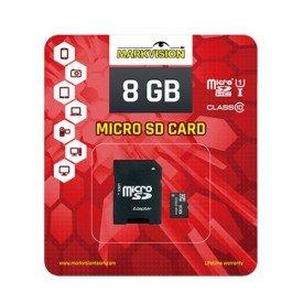 Cartão de Memória Micro SD Markvision 8GB