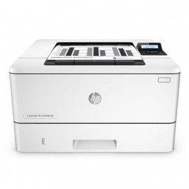 Frente Impressora Mono HP M402DN