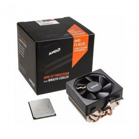 Processador AMD FX-8370 com Wraith Cooler