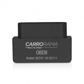 Scanner Automotivo Multilaser OBDII Carrorama