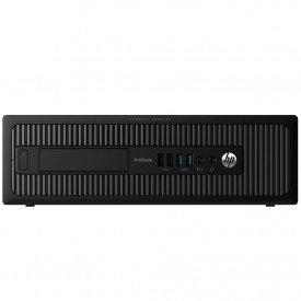 Frente Computador HP Prodesk 600 G1 SFF