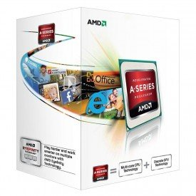 Processador AMD A4 4000 FM2
