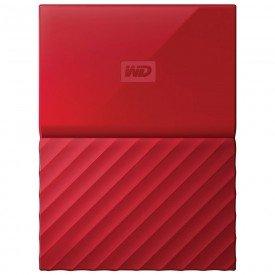 HD Externo Portátil WD WDBYNN0010BRD