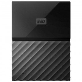 HD Externo Portátil WD WDBYNN0010BBK