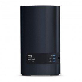Storage WD EX2 WDBVBZ0000NCH-NESN