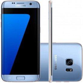 Smartphone Galaxy S7 Edge Azul Coral