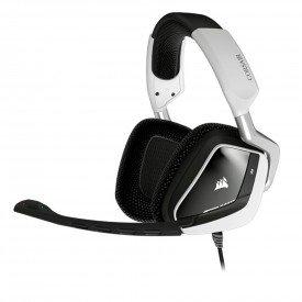 Headset Corsair USB Void RGB Branco