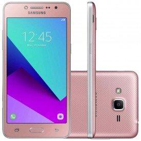 Smartphone Samsung Galaxy J2 Prime TV Rosa