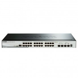 Frontal Switch D-Link DGS-1510-28