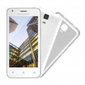 Smartphone Multilaser MS45R Branco