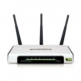 Frontal Roteador TP-Link TL-WR941ND