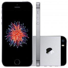 iPhone SE 16GB Cinza