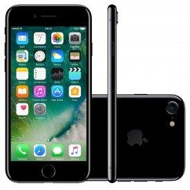 iPhone 7 256GB Preto Brilho