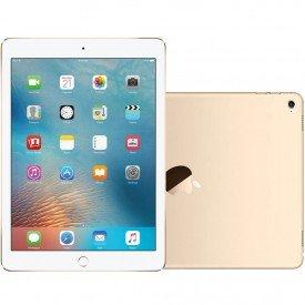 iPad Pro 4G 128GB Dourado