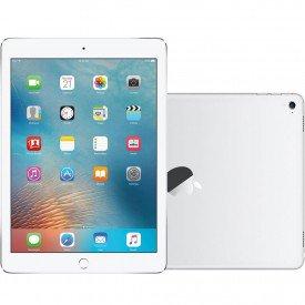 iPad Pro 4G 128GB Prata