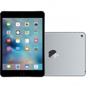 iPad Mini 4G 128GB Cinza