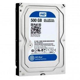 HD WD Blue 500GB WD5000AAKX