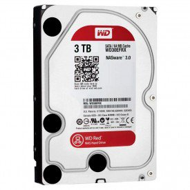 HD Interno WD Red 3TB