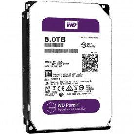 HD WD 8TB Purple WD80PUZX