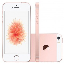 iPhone SE 64GB Rosa