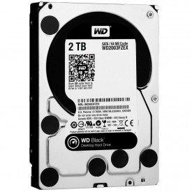 HD WD Black 2TB WD2003FZEX
