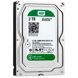 HD WD Green 2TB WD20EZRX