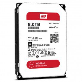 HD WD Red WD80EFZX