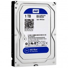 HD WD Blue 1TB WD10EZEX
